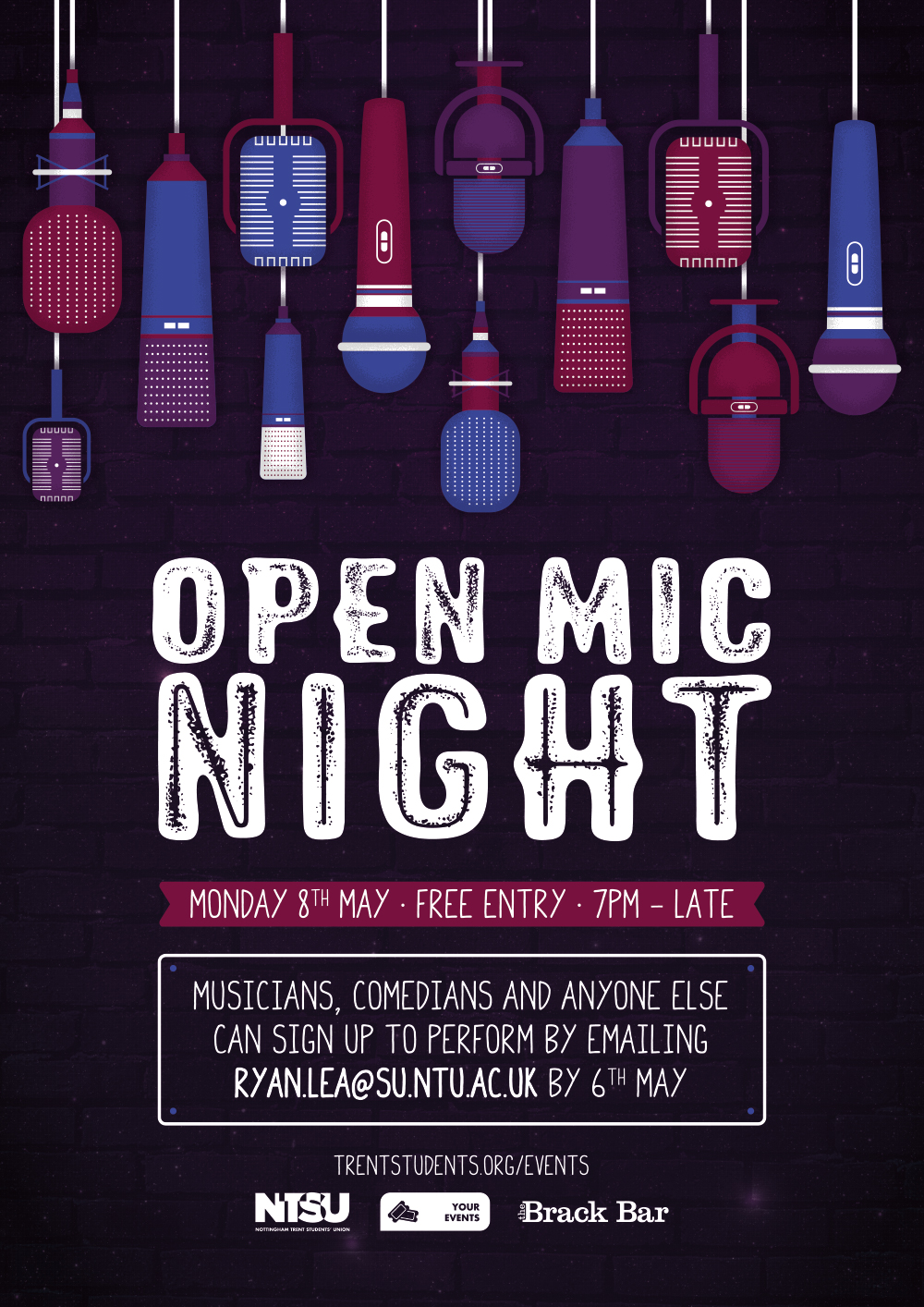 open-mic-night-8th-may-poster